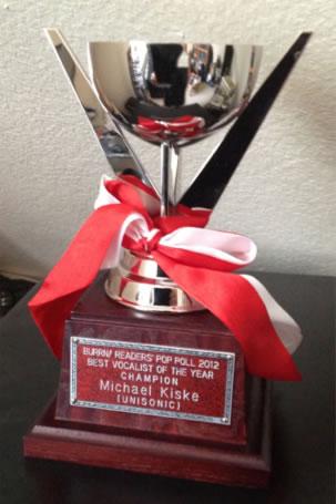 BURRN-Award 2012